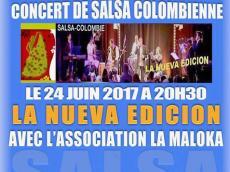 Jim Lopez y la nueva edicion Concert Salsa le samedi 24 juin 2017, 78330 Fontenay-le-Fleury