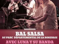 Luna y su Banda Bal salsa le samedi 1 juillet 2017, 94240 L'Haÿ-les-Roses