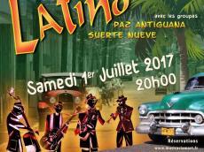 Suerte Nueve Concert Salsa le samedi 1 juillet 2017, 92140 Clamart