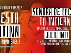 Tu Infierno Concert Salsa le vendredi 21 juillet 2017, 93100 Montreuil