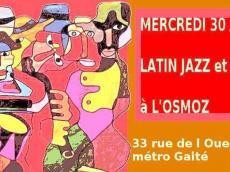 Bossa Mania Trio Concert Latin Jazz le mercredi 30 août 2017, 75014 Paris