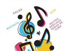 Sol de Cuba Concert cubain le vendredi 1 septembre 2017, 75014 Paris