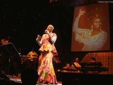 Angélique Kidjo Concert Salsa le mercredi 6 septembre 2017, 75019 Paris
