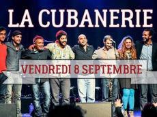 La Cubanerie Concert Salsa le vendredi 8 septembre 2017, 91310 Montlhéry