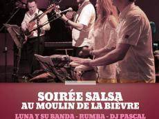 Soirée Salsa cubaine #12 avec orchestres le vendredi 15 septembre 2017,  94240 L'Haÿ-les-Roses