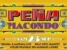 La Wey Segura & Matraka Concert Salsa le samedi 23 septembre 2017, 93100 Montreuil