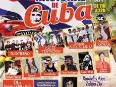 Fiesta Nacional de Cuba Concerts Salsa le dimanche 24 septembre 2017, 93100 Montreuil
