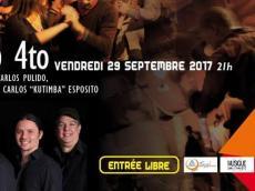 BaKoSó 4tet Concert Son cubain le vendredi 29 septembre 2017, 75020 Paris