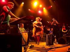 Ocho y Media Concert Salsa le samedi 14 octobre 2017, 78114 Magny-les-Hameaux