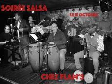 Miguel Gomez Orquesta Concert Salsa le dimanche 15 octobre 2017, 75001 Paris
