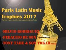 Milvio Rodriguez, Pedacito de Son, Tony Tahe & Son Tokao Concert Son cubain le vendredi 20 octobre 2017, 75010 Paris