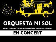 Orquesta Mi Sol Concert Salsa le dimanche 22 octobre 2017, 92110 Clichy