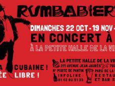 Rumbabierta Concert Rumba le dimanche 15 avril 2018, 75019 Paris