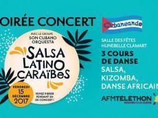 Son Cubano Orquesta Concert de Son cubain le vendredi 15 décembre 2017, 92140 Clamart