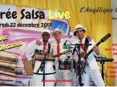 Calle Tentacion Concert Son cubain le vendredi 22 décembre 2017, 75011 Paris