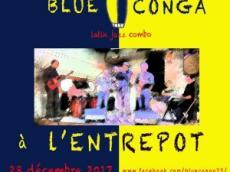 Blue Conga Concert Latin Jazzz le samedi 23 décembre 2017, 75014 Paris