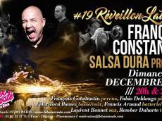 François Constantin Salsa project Concert Salsa cubaine le dimanche 31 décembre 2017, 75001 Paris