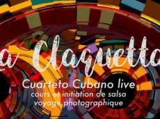 Cuarteto Cubano Concert Son cubain le dimanche 21 janvier 2018, 95300 Pantin