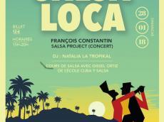 François Constantin Concert Salsa le dimanche 28 janvier 2018, 75011 Paris