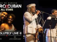 Afro-cuban All Stars Concert Salsa le jeudi 1 février 2018, 75010 Paris