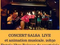 Cencerro Concert Salsa le samedi 10 mars 2018, 93000 Bagnolet