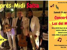 Los del Monte Concert Son cubain le samedi 14 avril 2018, 75020 Paris