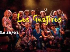 Los Guajiros Concert salsa le vendredi 16 mars 2018, 94400 Vitry-sur-Seine