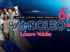 Bamboleo Concert Salsa le samedi 17 mars 2018, 93800 Epinay-sur-Seine