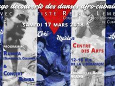 Rumba Abierta Concert Rumba le samedi 17 mars 2018, 95880 Enghien-les-Bains