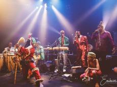 Los Muñequitos de Matanzas Concert Rumba le mercredi 21 mars 2018, 75010 Paris