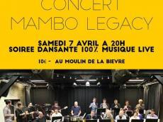 Big Band Mambo Legacy Festival Acousti'danse #3 le samedi 7 avril 2018,  94240 L'Haÿ-les-Roses