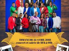 Adalberto Avarez Concert salsa le dimanche 22 avril 2018, avenue de Bel Air, 75012 Paris