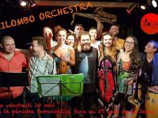 Kilombo Orquestra Concert Salsa le vendredi 18 mai 2018, 75019 Paris