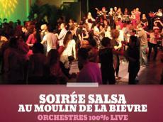 Soirée Salsa cubaine #15 avec orchestres le vendredi 25 mai 2018,  94240 L'Haÿ-les-Roses