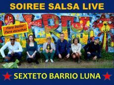 Barrio Luna Concert Son cubain le samedi 26 mai 2018, 75020 Paris