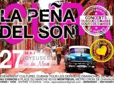 Orlando Poleo y su Chaworo Concert Salsa le dimanche 27 mai 2018, 93100 Montreuil