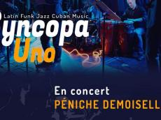 Syncopa Uno Concert Latin Jazz le vendredi 1 juin 2018, 75019 Paris