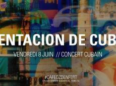 Tentacion de Cuba Concert Son cubain le vendredi 8 juin 2018, 75014 Paris