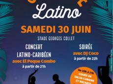 El Peque Combo Concert Salsa le samedi 30 juin 2018, 91120 Palaiseau