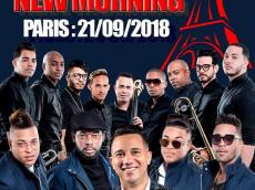 Maykel Blanco y su Salsa Mayor Concert Salsa le vendredi 21 septembre 2018, 75010 Paris