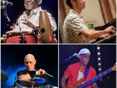 Orlando Poleo Afrovenezuela Jazz Concert Latin Jazz le jeudi 27 septembre 2018, 75020 Paris
