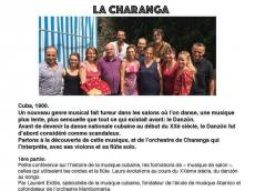 Charanga Concert Charanga le vendredi 5 octobre 2018, 94250 Gentilly