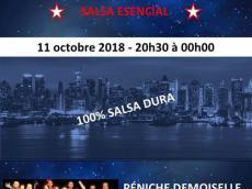 La Nuestra Concert Salsa le jeudi 11 octobre 2018, 75019 Paris