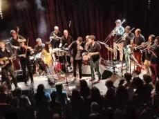 La Marcha Concert Salsa le vendredi 26 octobre 2018, 75020 Paris