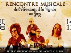 El Trio Peligroso y El Dibu Concert Afrocubain Jazz le jeudi 1 novembre 2018, 93100 Montreuil