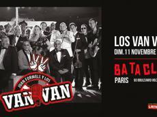 Los Van Van Concert Salsa le dimanche 11 novembre 2018, 75011 Paris
