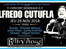 Tamayo Concert Salsa le jeudi 29 novembre 2018, 75020 Paris