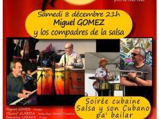 Miguel Gomez Orquesta Concert Salsa le samedi 8 décembre 2018, 77710 Lorrez-le-Bocage-Préaux