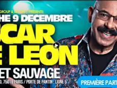 Oscar De Leon Concert Salsa le dimanche 9 décembre 2018, 75019 Paris