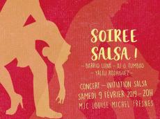 Barrio Luna Concert Son cubain le samedi 9 février 2019, 94240 Fresnes